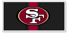 Online game design San Francisco 49ers