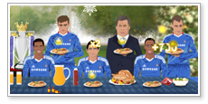 Online game design for Chelsea FC