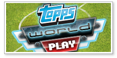 Online game design for Topps Football